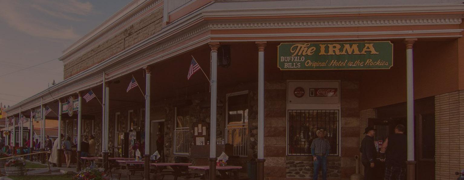 Irma Hotel - Cody, Wyoming